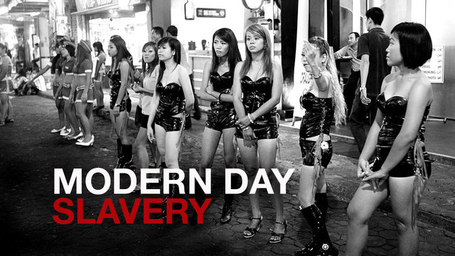 Sex trafficking modern day slavery