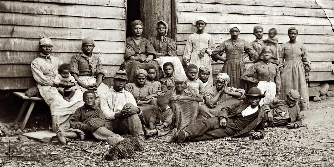 Civil War and Reconstruction - Contrabands