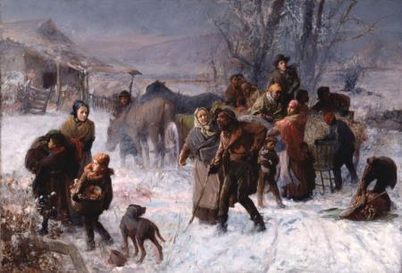 Charles T. Webber in the Cincinnati Art Museum, http://www.learnnc.org/lp/multimedia/12126